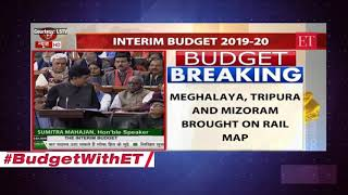 Budget 2019: Piyush Goyal all praise for 'Uri' in Parliament