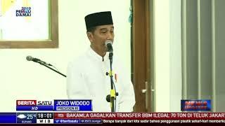 Jokowi Serahkan Sertifikat Tanah ke Masyarakat Ngawi