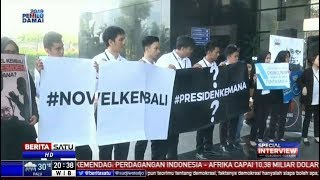 Special Interview With Claudius Boekan #4: Novel Minta Presiden Turun Tangan