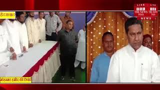 [ Hyderabad ] हैदराबाद में आज 82 चैक बांटे गए  / THE NEWS INDIA