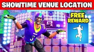 Visit the Showtime Venue Location - Showtime Challenges (FREE REWARDS) Marshmello Guide Fortnite