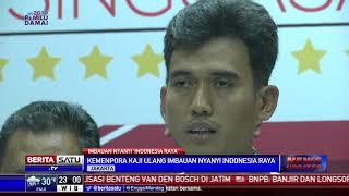 Kemenpora Kaji Ulang Imbauan Nyanyikan Indonesia Raya di Bioskop