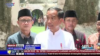 Presiden Jokowi Berencana Restorasi Benteng Pendem