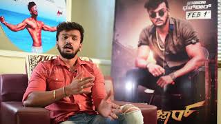 Actor Dhanveer about Bazaar Movie Making | Bazaar Kannada Movie