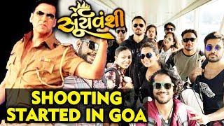 Akshay Kumars Sooryavanshi | Rohit Shetty Leaves To With His Crew To Goa