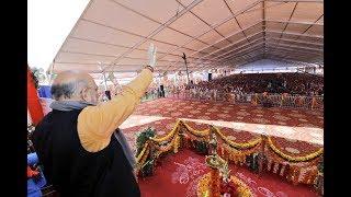 Shri Amit Shah addresses 'Haridwar-Tihri' Trishakti Sammelan at Parade Ground, Dehradun, Uttarakhand