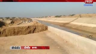 Kachchh - Lack in the Narmada Canal