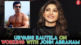 Urvashi Rautela SPEAKS On Working With John Abraham In Pagalpanti