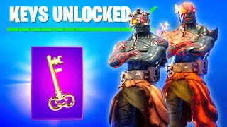 How To UNLOCK The Prisoner Skin (STAGE 3 KEY AND STAGE 4 KEY Locations ALL KEYS EXPLAINED) Fortnite