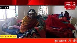 [ Devgarh ] देवघर में अनियंत्रित बस ने पेड़ में मारी टक्कर, पांच लोगों की मौत / THE NEWS INDIA