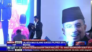 Jokowi: Pak JK Sejak Awal Dukung Kami untuk Pilpres 2019
