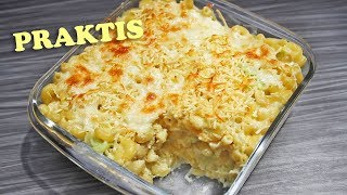 Resep MACARONI SCHOTEL | MAC AND CHEESE