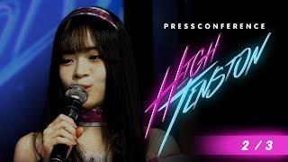 """Press Conference """"HIGH TENSION"""" Single ke-20 JKT 48 [2/3]"""