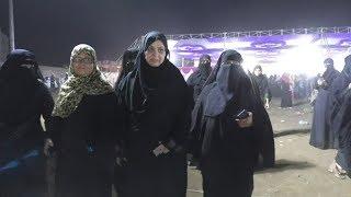 Sunni ijtema Gulbarga Me Kaneez Fatima MLA Gulbarga Ki Shirkat A.Tv News 2-2-2019