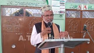 Shahpur Dist Yadgir Me Ek Roza ijtema Dawat E Islami