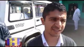 सुजानपुर टीरा में एमपी मोटर व्हीकल अधिनियम के तहत बनाए गए लाइसेंस  और की गई गाड़ियों की पासिंग