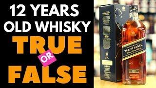 Aged Whisky - True or False | Whisky Age Statement is True? | Dada Bartender | Cocktails India