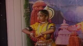 Odissi Dance By :Harapriya Panda -Berhampur.