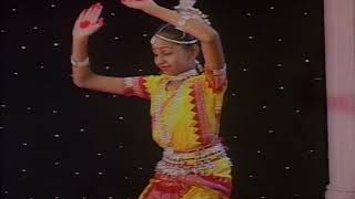 Odissi Dance By:Nibedita Singh - Dhenkanal.