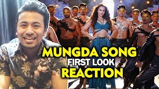 MUNGDA Song First Look Reaction | Total Dhamaal | Sonakshi Sinha
