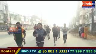 cancer day sandharbanga fit india 5k run janagama