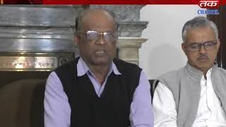 Jamnagar - The press conference took place