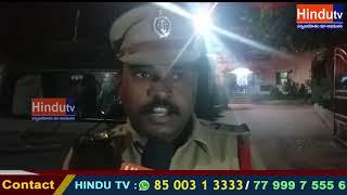 Drunk and drive test warangal rural jilla parakala pattanam
