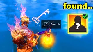 STAGE 3 KEY AND STAGE 4 KEY Found! Snowfall Skin ALL KEYS Locations Fortnite Season 8 Battle Pass