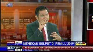Dialog: Menekan Golput di Pemilu 2019 #3