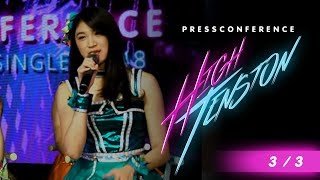 "Press Conference ""HIGH TENSION"" Single ke-20 JKT 48 [3/3]"