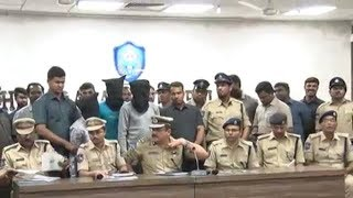 Most Wanted Chain Snatchers Got Arrested | Be Alert Says Hyderabad CP | @ SACH NEWS |
