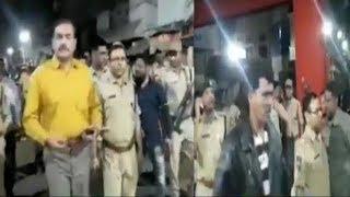 Puranapool Mein Fasaad Ki Ghalat Afwaa | Commissioner Anjani Kumar And Dcp On Spot |