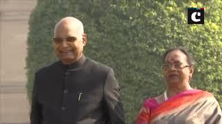 President Kovind graces annual opening of Mughal Garden