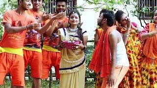 भउजी घंटा बाजा दा मंदिरिया के || Welcome Bholedani Ke || Harendar Kashyap || Kanwar Bhajan 2017