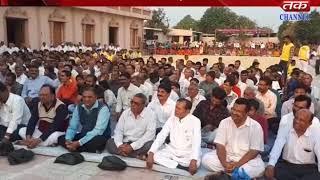 Dhoraji  -   BAPS Swaminarayan temple took place in Shakotave