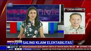 Prime Time Talk: Saling Klaim Elektabilitas # 3
