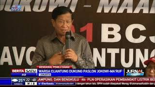 01 Bravo Cijantung Deklarasi Dukung Jokowi-Ma'ruf