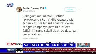 Jawaban Dubes Rusia Soal Penggunaan Propaganda di Pilpres 2019