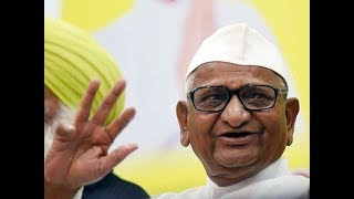 Anna Hazare calls off fast after talks with CM Devendra Fadnavis