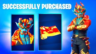 *NEW* FIREWALKER SKIN FORTNITE ITEM SHOP! February 4th New Skins! - Item Shop Fortnite Battle Royale