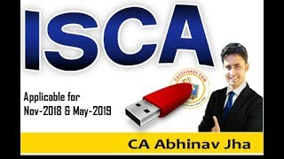CA Final ISCA May / Nov 2018 FTR Ch- 2 Information Systems Concepts(Demo Lecture)