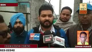 नालागढ़ के सल्लेवाल में प्रीथी हिमाचल फिलिप्स कंपनी प्रबंधन व मजदूर विवाद 20 वे दिन भी जारी