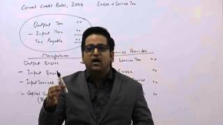 Cenvat Credit - Indirect Taxes by CA Raj K Agrawal