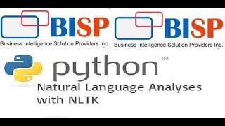 Watch Python NLTK | Python NLP | Practical NLP | Natural