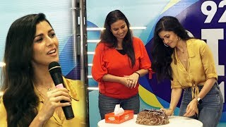 Nimrat Kaur Promote Her Upcoming Season Of Homeland At Big Fm Studio