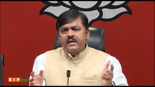 Congress defaming the Indian Army by spreading fake news of army coup in 2012- G.V.L Narasimha Rao