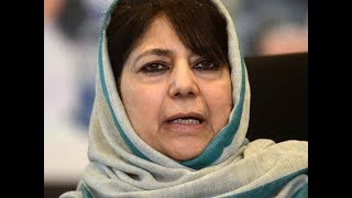 Mehbooba Mufti 'insults' India's brave, remains silent over terrorist attacks