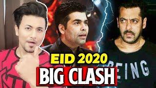 EID 2020 BIG CLASH | Karan Johars TAKHT Vs Salman Khan's NEXT Film?