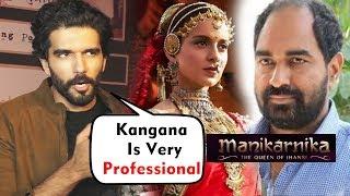 Manikarnika Actor Taher Shabbir SUPPORTS Kangana Ranaut In Director Krish Controversy