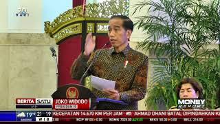 Jokowi Minta Pelayanan di Kantor BPN Berbasis Digital